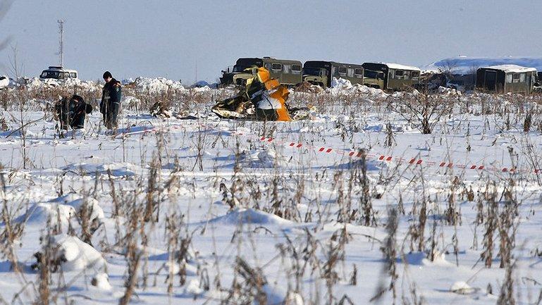 Катастрофа Ан-148 унесла 71 жизнь - фото 1