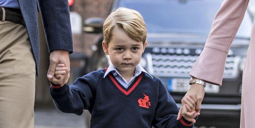 Какие фильмы любит принц Джордж - фото 1