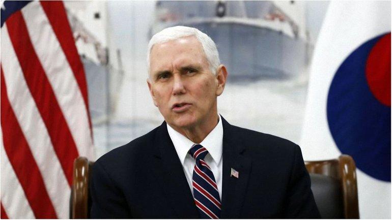 Пенс сообщил о возможном диалоге США и КНДР - фото 1