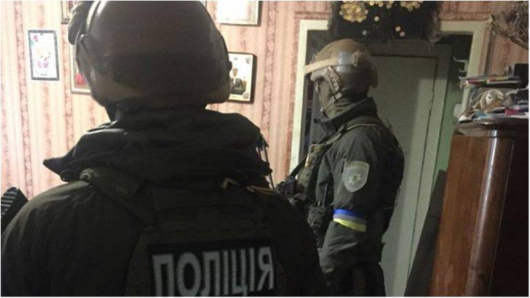 Полиция задержала группу бандитов - фото 1