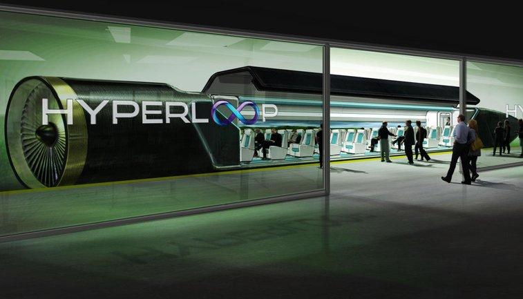 Hyperloop может появиться в Украине - фото 1