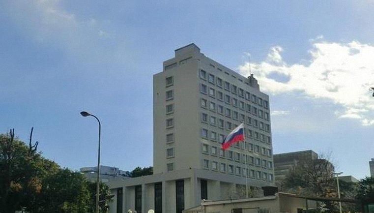 В Дамаске обстреляли торговое представительство РФ  - фото 1