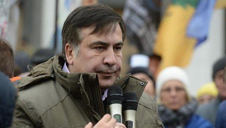 Саакашвили снова задержали - фото 1