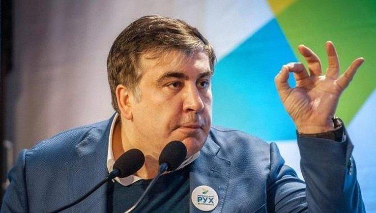 """Саакашвили снова может """"ночевать в палатке"""" - фото 1"""