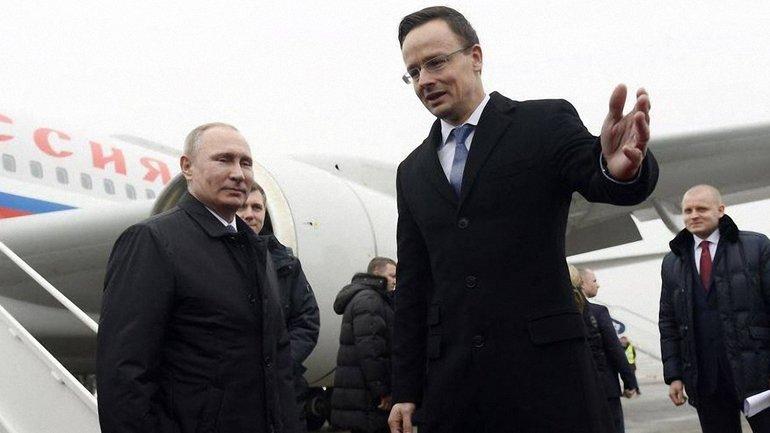 Сийярто грозит блокировать встречи на уровне ЕС - фото 1