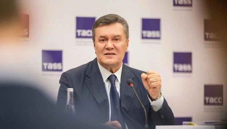 Виктор Янукович - живой политический труп - фото 1