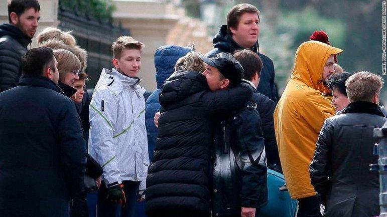 Российских дипломатов выслали из Лондона - фото 1