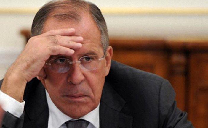 Лавров упал перед лекцией о победах российской дипломатии - фото 1