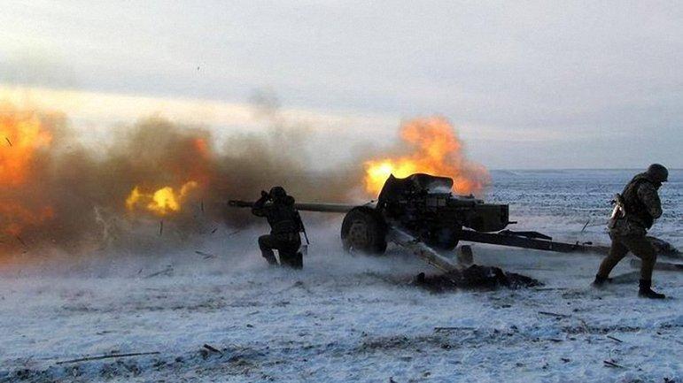 Российские депутаты попали под обстрел на Донбассе - фото 1