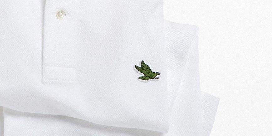 Lacoste заменили свой логотип - фото 1