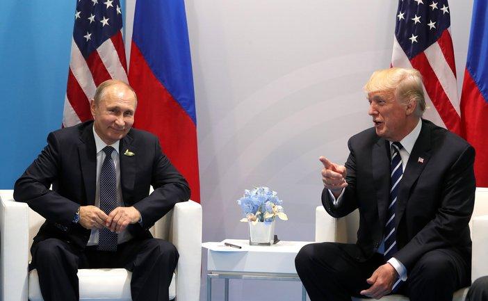 Трамп и Путин могут снова встретиться  - фото 1