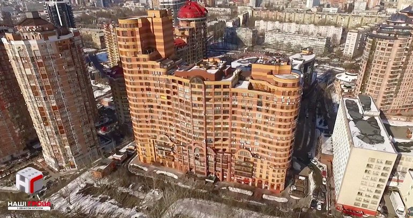 Семья Геращенко арендует элитную квартиру на Печерске - фото 1