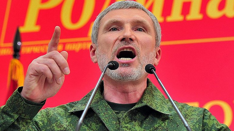 Журавлев поехал к боевикам на Донбасс - фото 1