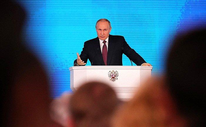 Путин пригрозил новой ракетой - фото 1