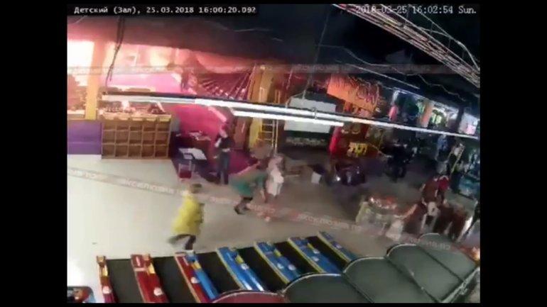 """""""Зимняя вишня"""" в Кемерово сгорела 25 марта - фото 1"""