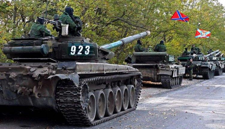 Россияне готовятся изображать миротворцев - фото 1