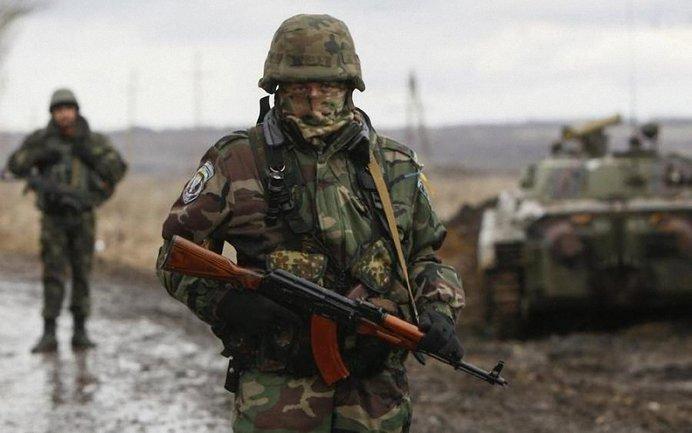 Ни один украинский военный не пострадал.  - фото 1