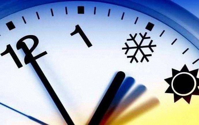 Украина переведет часы 25 марта - фото 1