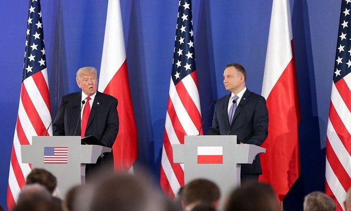 Польша отрицает введение санкций со стороны США - фото 1