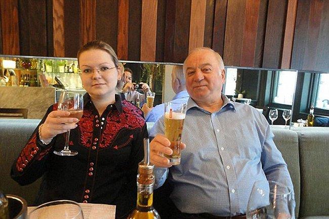 Скрипаль и его дочь Юлия находятся в критическом состоянии - фото 1