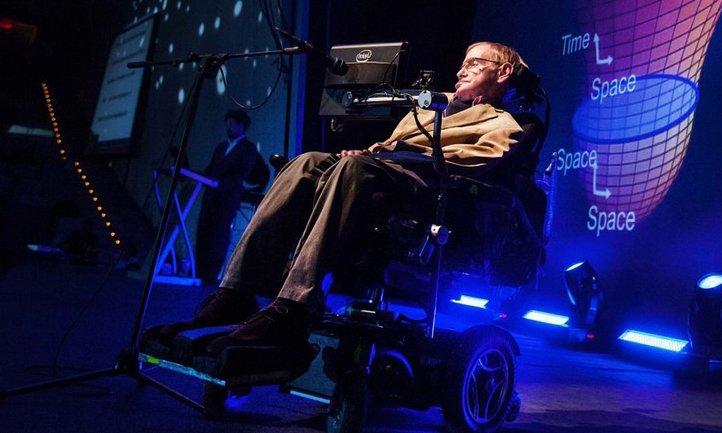 Стивен Хокинг умер 14 марта - фото 1