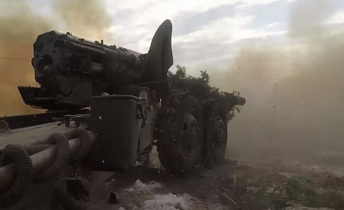 Украинские артиллерийские боеприпасы прошли испытания - фото 1