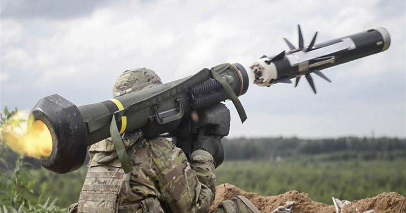 Украина сможет закупить американские Javelin - фото 1