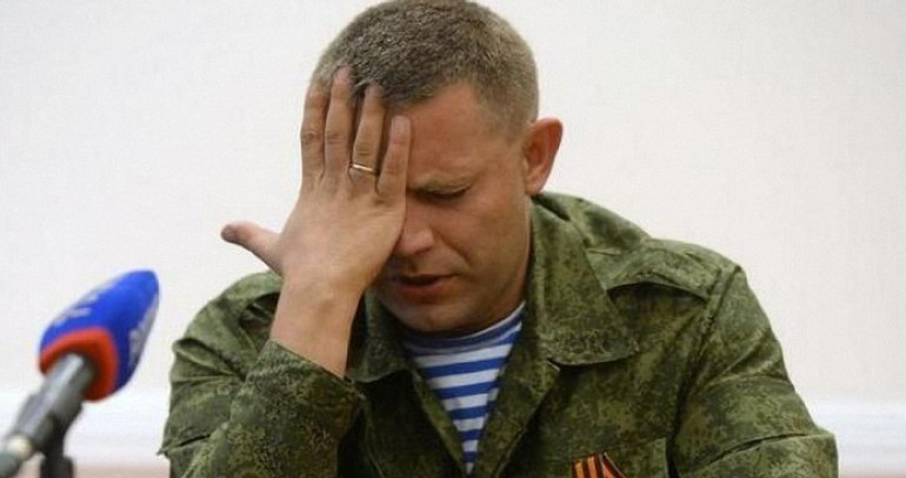 Захарченко испугался отключения лифта и устроил истерику - фото 1