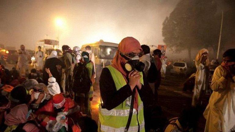 Весенний фестиваль в Пакистане прекратили после того, как бросили гранату - фото 1