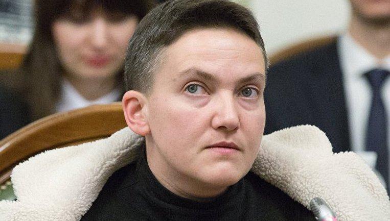 Савченко пыталась отвести прокурора и судей - фото 1