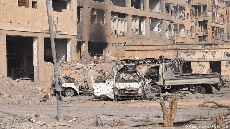 В Сирии россияне приблизись к позициям США - фото 1