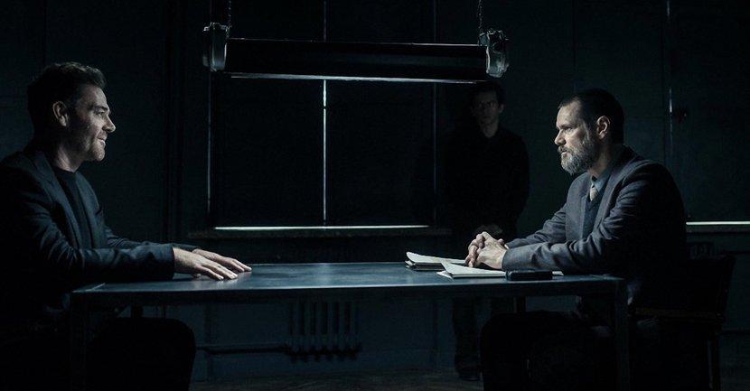 Джим Керри в новой киноленте - фото 1
