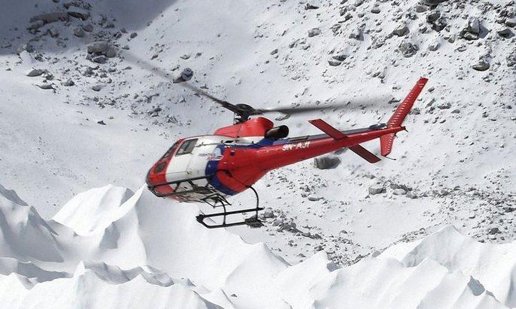 Пропавшего туриста искали с помощью вертолетов и дронов - фото 1