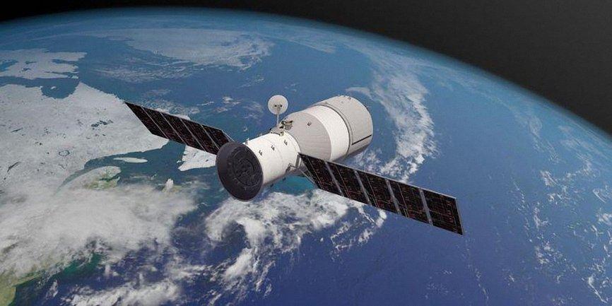 Китайская космическая станция Тяньгун-1 - фото 1