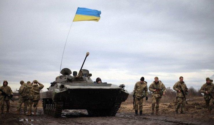 На Донбассе официально началась операция Объединенных сил - фото 1