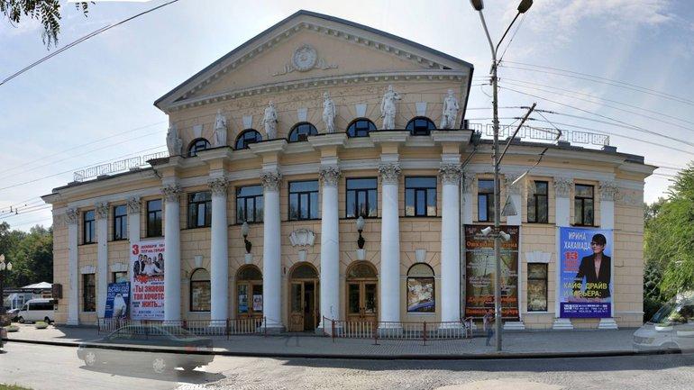В днепровском театре перенесли премьеру спектакля - фото 1