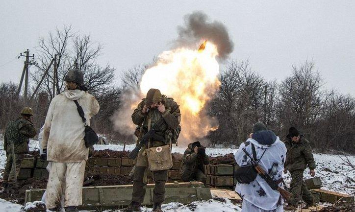 Боевики 38 раз нарушили перемирие - фото 1