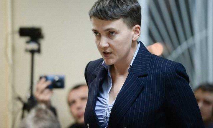 Савченко прошла проверку на полиграфе - фото 1