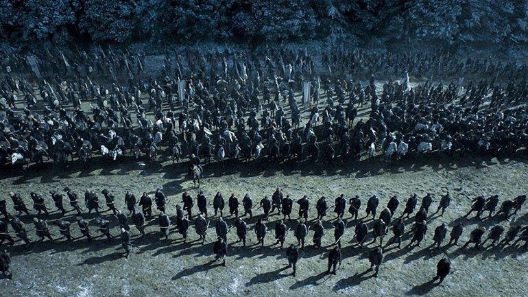 Съемки финальной битвы Игры престолов поставили новый рекорд в киноматографе - фото 1