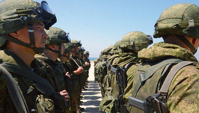 Россияне перебросили своих военных в Думу - фото 1