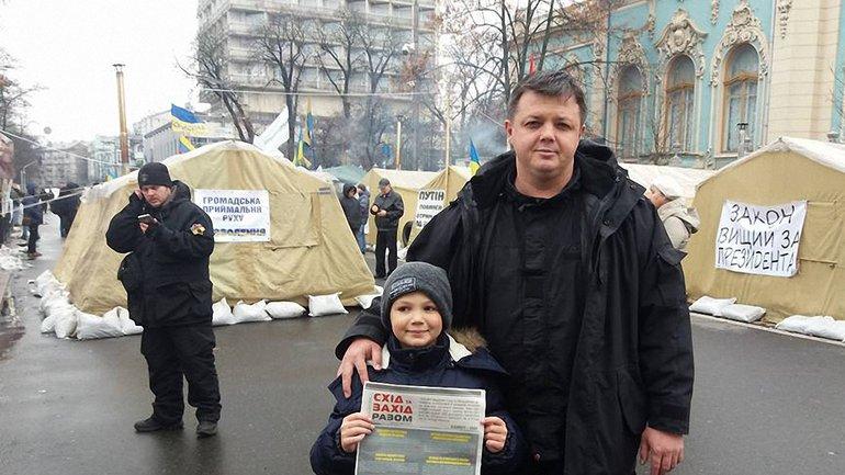 ГПУ готовит на Семенченко представление - СМИ - фото 1