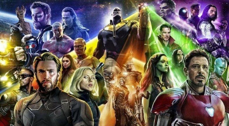 """Картина """"Мстители: война бесконечности"""" будет веселой - фото 1"""