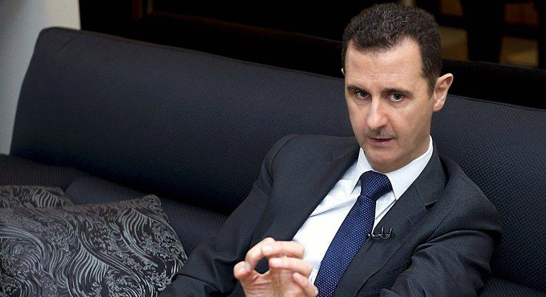Президент Сирии  Башар Асад в базе Миротворца - фото 1