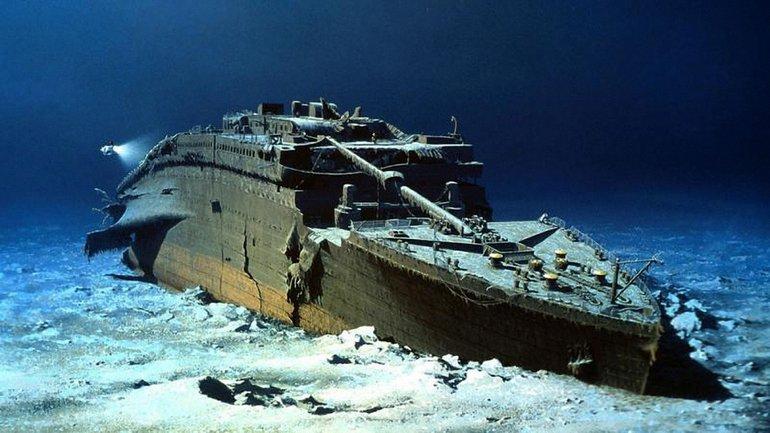 Затонувший Титаник - фото 1