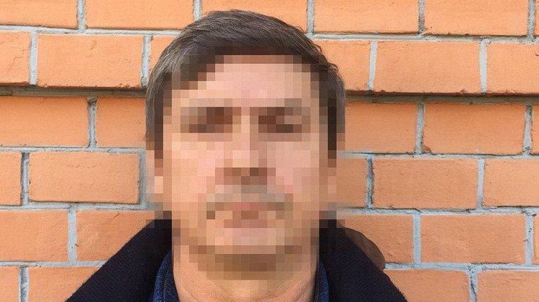 """""""Крымского депутата"""" пытались отбить у правоохранителей - фото 1"""