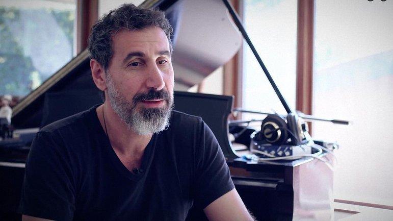 """Серж Танкян поддержал """"бархатную революцию"""" - фото 1"""