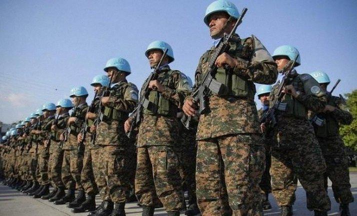 Турция готова направить своих миротворцев на Донбасс - фото 1