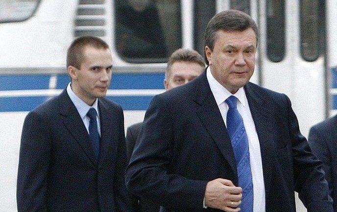 Суд прокомментировал арест счетов семьи Януковича  - фото 1