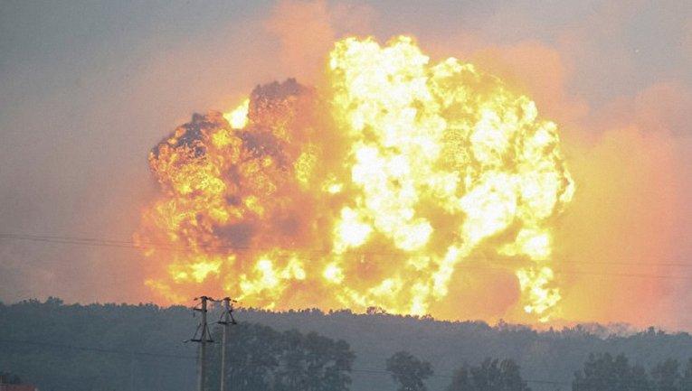 Ответственность за взрыв боевики переложили на силы АТО - фото 1