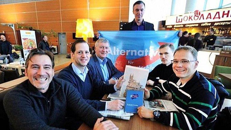 Немецкие депутаты опять засобирались в Крым - фото 1